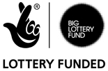 Lottery Logo for letters and forms